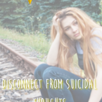 Disconnect From Suicidal Tendencies -Disconnect from the energies that promote suicidal thoughts, whether from past lives or current life trauma. #depression #energyhealing How To Get Rid Of Depression // Heal Life Traumas // Get Rid Of Lower VibrationalEnergy