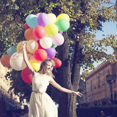 Happiness, Joy, Love and Abundance