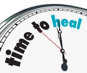 Make Time to Heal