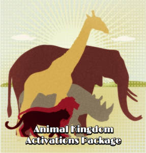 Animal Kingdom Pkg