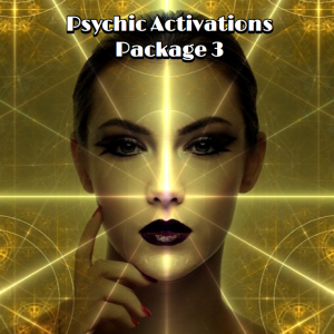 Psychic Activations Pkg 3