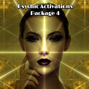 Psychic Activations Pkg 4